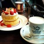 横大路 京都にも続々新店「星乃珈琲」でランチもお茶もしてきた【カフェ】