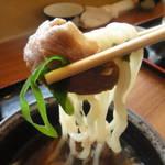 嵐山特集⑬ 景色もきれいな「嵐山亭」のうどんはお出汁が効いてウマい!【麺類】