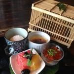 嵐山特集⑯「染屋宗兵衛」お手頃価格で嵯峨豆腐や会席料理が楽しめる【グルメ】