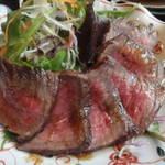 嵐山特集㉓ 「庵珠 (あんじゅ)」の湯豆腐と京都牛ステーキの御膳がオススメ!【いいとこどり】