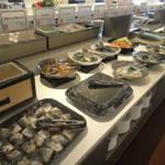 嵐山特集㉘新しくなった「レストラン嵐山」は足湯も楽しめる絶景のビュッフェレストラン【観光】【グルメ】