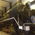 偉大な時代をたたえる!「19世紀ホール」はSL機関車が見物!【嵐山特集】