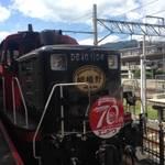 嵐山で「トロッコ列車」に乗って京都の美しい自然の中をガタゴトと♪【嵐山特集】