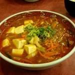 久御山 寒くなったら食べたくなる!四川ラーメンの「都飯店」へ行ってきた【ラーメン】