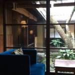 五条高倉 町家のモダンなアンティークカフェ「御中(みなか)」を見つけた♪ 【カフェ】