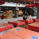 嵐山特集㊾老舗はたのし。「昇龍苑」その1 嵐電・嵐山駅真向かい【お土産】【スイーツ】