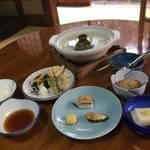 嵐山特集51 「西山艸堂(ぜいざんそうどう)」 世界遺産の天龍寺内、とろけるように美味しい湯豆腐