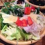 モーニングはワンコインから!「都野菜 賀茂」はおいしい京野菜が食べ放題♪ 【四条烏丸】【ビュッフェ】