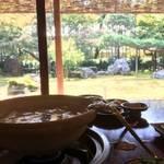 嵐山特集54 ふわりととろける湯豆腐「嵯峨野」広大なお庭の景色もおもてなしをしてくれる【グルメ】