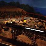 祇園 鉄道好きな大人も子供も大興奮!ジオラマレストラン&居酒屋「デゴイチ」【居酒屋】