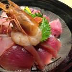 伏見桃山 「天ぷら海鮮 まる福」がオープン!ぷりぷりの海鮮丼がイイ!【開店】