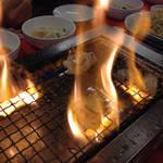 清水五条 ホソに始まりホソに終わるアジェ道!焼肉ホルモン「アジェ」【焼肉】【ホルモン】