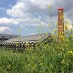 伏見の観光写真としても有名!歴史ある酒蔵と煉瓦造りの建造物がステキ!「松本酒造」