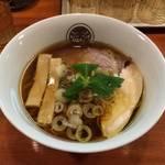 醤油への絶対のこだわり!完成度の高さは京都随一!北大路の「らぁ麺 とうひち」