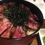 四条木屋町 話題の熟成肉をお腹いっぱい!「ゴッチーズビーフ」【ステーキ】