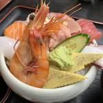 京都を代表する規格外のデカネタ海鮮居酒屋「馬ん場」【吉祥院】