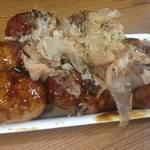 一乗寺 京都を代表するカリふわの合体たこ焼き「蛸虎 本店」 【ソウルフード】