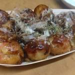 岡崎 チュートリアルも通ったパカッと割れるたこ焼き「蛸安 本店」【グルメ】