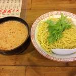 長岡京の人気店!ウマ辛くてクリーミーな絶品つけ担々麺「風来房(ふうらいぼう)」