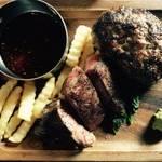 """五条御前 肉のプロが提案する""""肉が旨い""""新しいカフェの形「NICK  STOCK(ニックストック)」【肉カフェ】"""