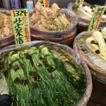 錦市場の人気店!試食コーナーも充実!お気に入りが見つかる!「打田漬物」【お土産】