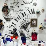 ラクエ四条烏丸 かわいくってちょっぴりシュールなにんぎょうたち☆IRIRI個展「真夜中のモチーフ」【アート】【展覧会】