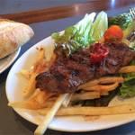 嵯峨嵐山にオープン☆パンとビストロ「ル・ブション・トゥーネソル」ランチは焼きたてパンが食べ放題!