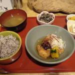 烏丸御池 夜でも日替わり定食がいただけるお店「定食屋 soto」【グルメ】