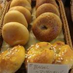 京都パン屋めぐり⑥ 烏丸御池  ベーグルが美味しい「Flip up!(フリップアップ) 」 【ベーカリー】
