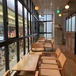 四条寺町 人気セレクトショップ運営のハイセンスカフェ「URBAN RESEARCH KYOTO CAFE」 【カフェ】