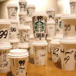 スターバックス*9/9は特別な1日☆99限定キャンペーン開催!【カフェ】【コーヒー】