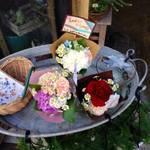 四条松原 街のオシャレな花屋さん「ル・ランディ」 母の日に花屋②
