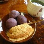 北野天満宮前 いつもできたての美味しさ!創業330年あまりの老舗「粟餅所・澤屋」【和菓子】