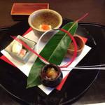 京都市役所前 朝からスッポン鍋の至高の朝食!京都ホテルオークラ「入舟」【京料理】【朝食】