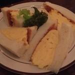 三条木屋町 元味忠実のコロナの玉子サンド!隠れ家的素敵アングラカフェ「喫茶ガボール」【喫茶店】