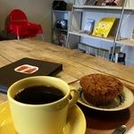 山科御陵 女性店主が営む自家焙煎の本格コーヒー豆をテイクアウト☆「ガルーダコーヒー」