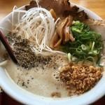 【閉店】西京極 名店直伝の味。広々として居心地のよい「麺 京都 おもてなし」