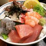 【京都の海鮮丼】贅沢!コスパ抜群の海鮮丼7選 【ボリュームも満点◎】