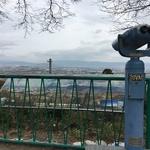 京都市街と宇治市街が一望できる穴場スポット「男山展望台」
