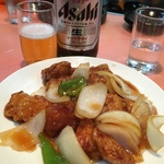 【中書島】正統派!コスパよし!!地元密着型の町の中華料理店「揚子江」