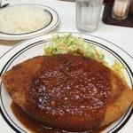 【デカグルメ】驚愕の巨大クリームコロッケ!ランチ限定の洋食店「シエル」【京都文教大近辺】