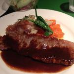 【京都ホテルオークラ】肉マジシャンの技キラリ☆見晴らしのいい天空ステーキランチ!「鉄板焼ときわ」
