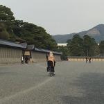 【京都の不思議】京都御所にできたナスカの地上絵?世界で最も美しい自転車道「御所の細道」