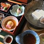 嵐山の人気宿で旅気分♪ 庭園を眺めながら松花堂弁当を「日本料理 京雅(らんざん内)」