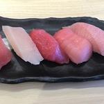 【京都初出店】大阪で人気の回転寿司!新鮮なまぐろが自慢!「大起水産 回転寿司」