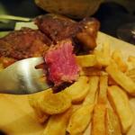 塊肉ブームのパイオニア。肉好きのための隠れ家的バル!「le 14e (ル キャトーズィエム)」@河原町丸太町
