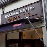 西木屋町のワインが美味しい、本格フレンチバル「ONZE(オンズ)」