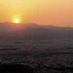大文字山*京都人で良かった!新緑と夕焼けの絶景に感動のハイキング【登山】