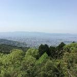 片道約1時間、最高の気分転換です!京都市内を一望できる「大文字登山」のススメ