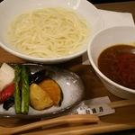 創業100年!渡月橋からすぐの「自家製麺 新渡月」が美味しくなってリニューアル!【嵐山】